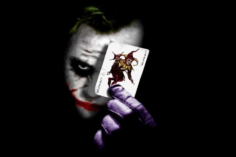 Joker the dark knight movie high definition wallpapers