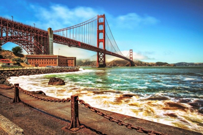 Golden Gate Bridge Wallpapers High Quality | Download Free