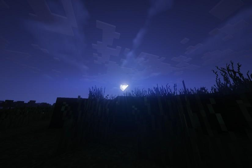 Minecraft Ultra Shaders Wallpapers 1080p HD (40)