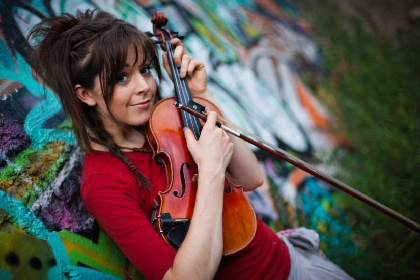 ... Lindsey Stirling Wallpapers HD ...
