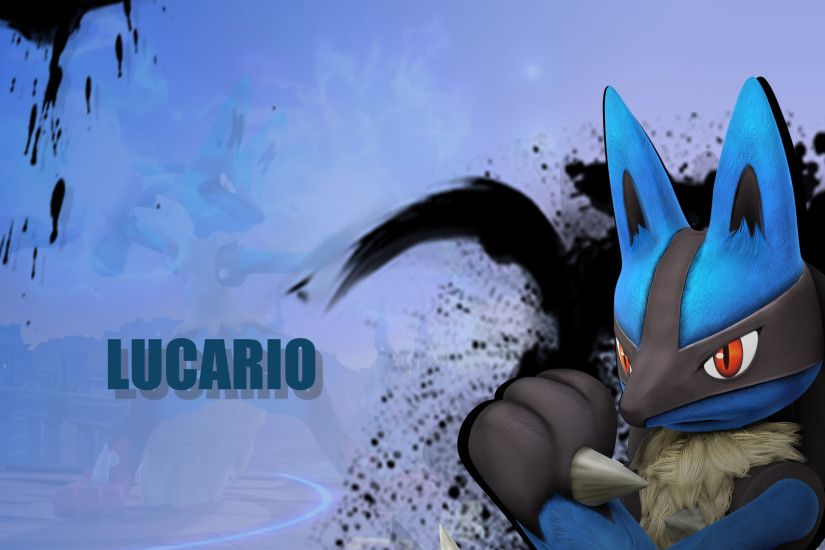Project Lucario Wallpaper by Ac1dSn0w Project Lucario Wallpaper by Ac1dSn0w