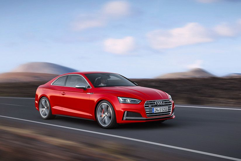 2017 Audi S5 Coupe picture
