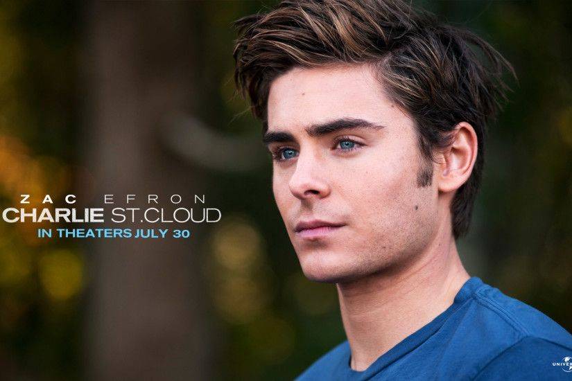 Charlie St Cloud Zac Efron Wallpaper