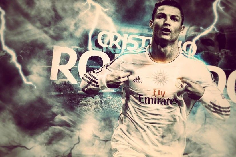 HD 2014 Cristiano Ronaldo Desktop Background Wallpaper
