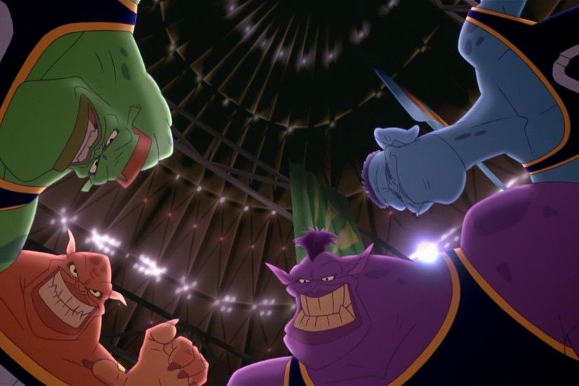 Space Jam Monstar Free Wallpaper - Taborat.