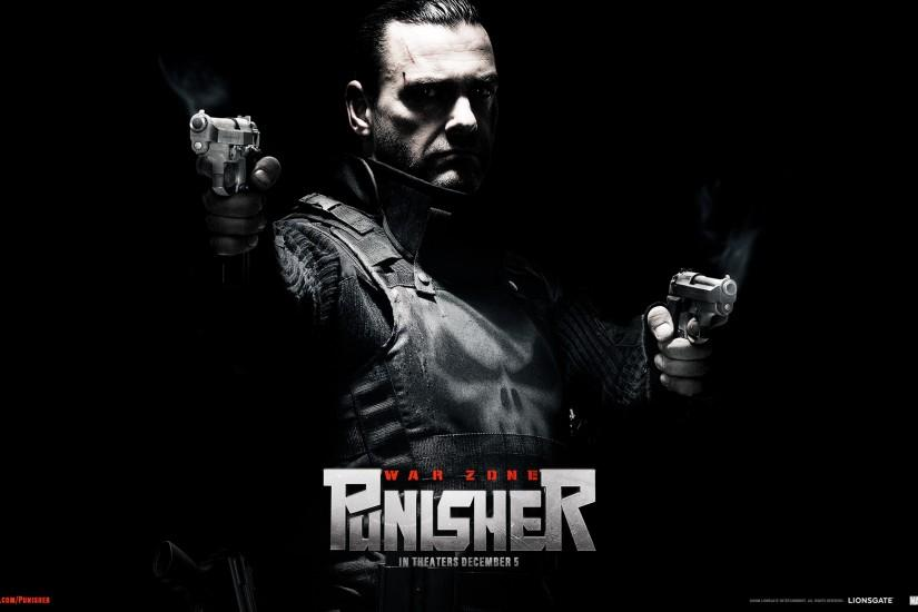 Official Punisher: War Zone Wallpaper 3