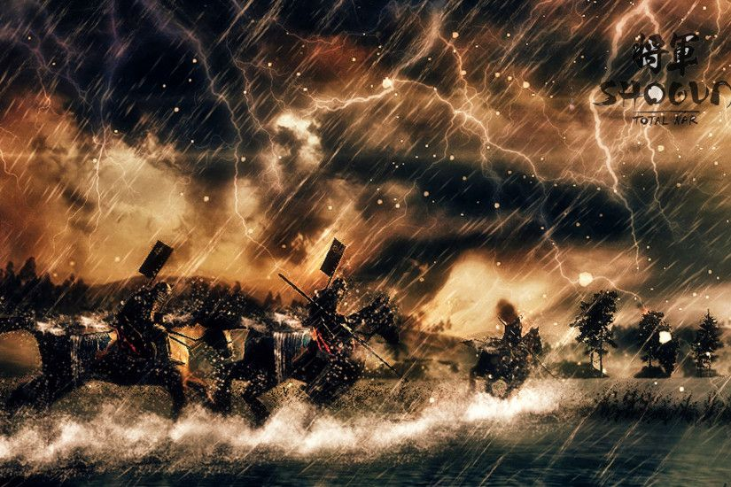 ... Computer Wallpapers, Desktop Backgrounds Total War Shogun 2 .