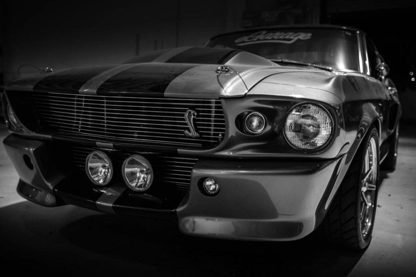 1920x1080 Wallpaper shelby, gt500, eleanor, ford mustang
