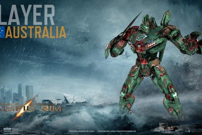 Pacivic Rim Slayer Australia Wallpaper
