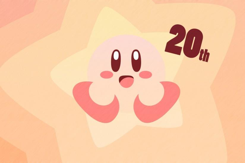 kirby wallpaper 1920x1080 for 4k monitor