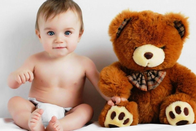 cute baby images hd wallpaper 3D