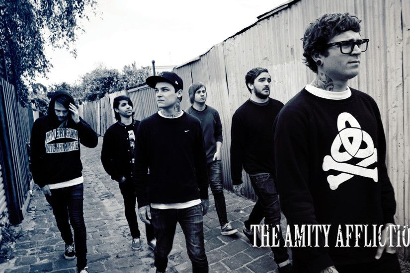 The Amity Affliction wallpaper [1920x1080] by AlwaysChasingGhosts .