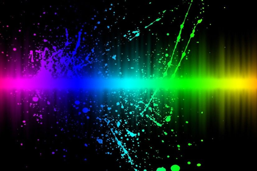 Dark Colorful 3D Wallpapers 3d Picture