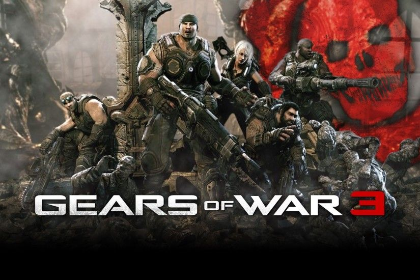 undefined Gears Of War 3 Backgrounds (38 Wallpapers) | Adorable Wallpapers