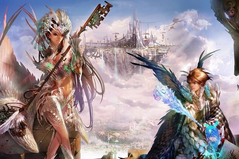 Epic Fantasy Wallpaper High Quality