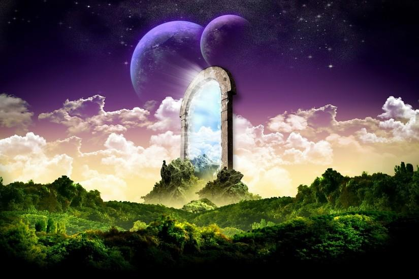Door to Heaven HD Wallpaper | Theme Bin - Customization, HD Wallpapers .