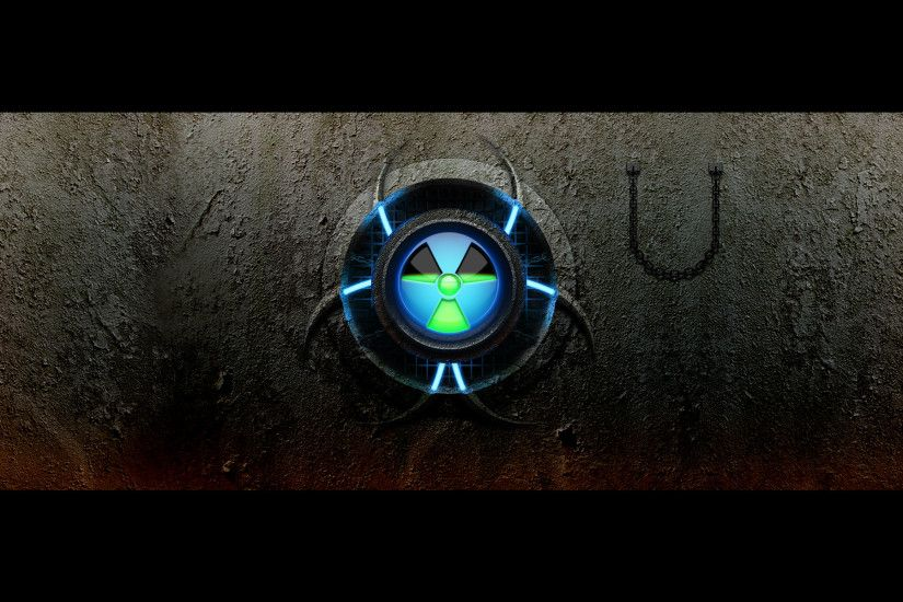 Radioactive wallpaper 58141