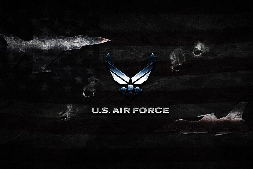 US airforce logo HD wallpaper | Wallpaper