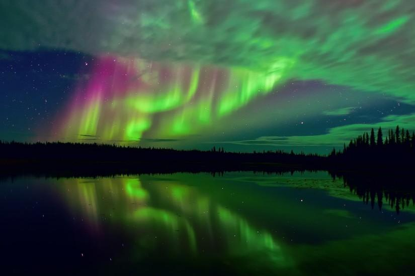 download free aurora borealis wallpaper 1920x1080