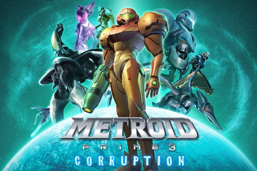 Image - Metroidprime3corruption japanese wallpaper.jpg | Wikitroid | FANDOM  powered by Wikia