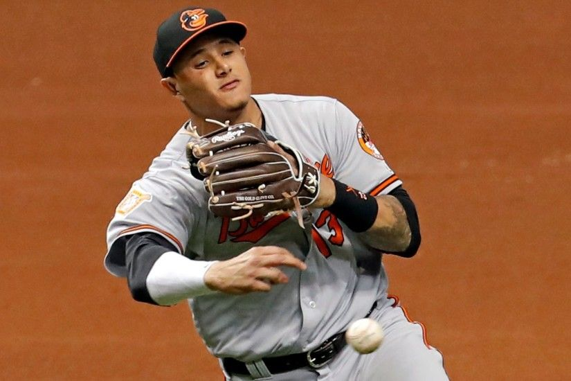 Orioles hope return of Manny Machado's all-around game can put .