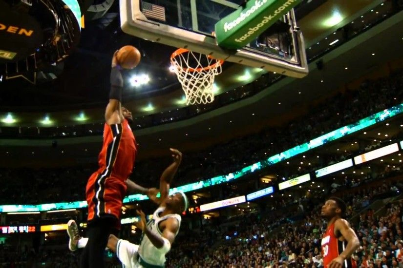 Wallpapers For > Lebron James Wallpaper Dunk