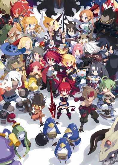Disgaea - Images Colection