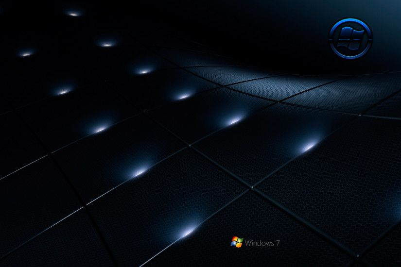 Windows Black Wallpaper 3 Background