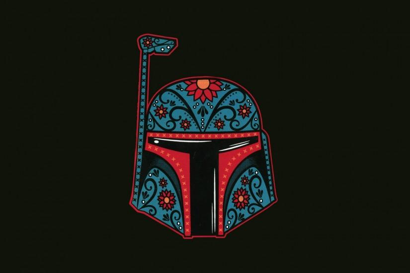 Star Wars sugar skulls wallpapers