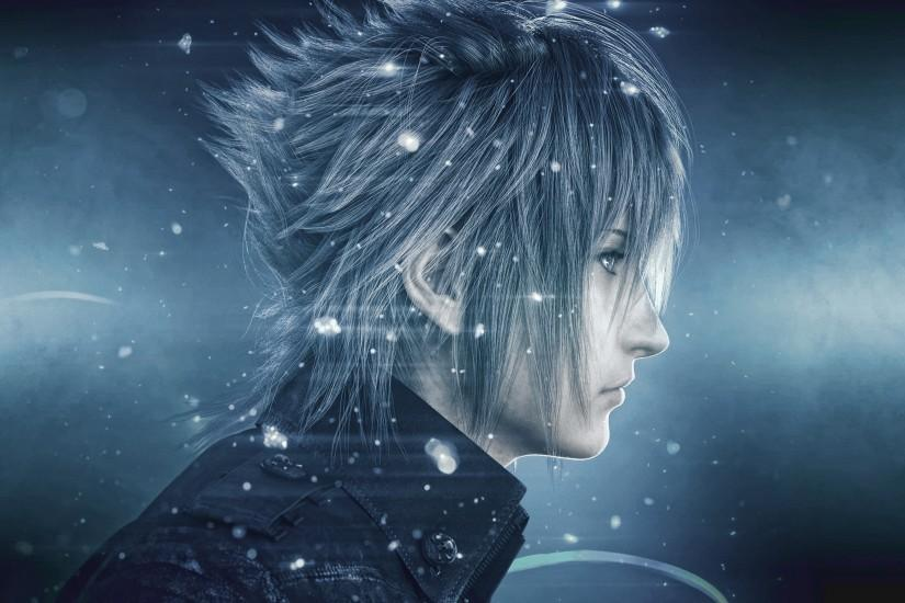 large final fantasy wallpaper 3840x2160 smartphone