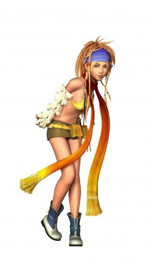 Rikku - Final Fantasy X-2 Wallpaper