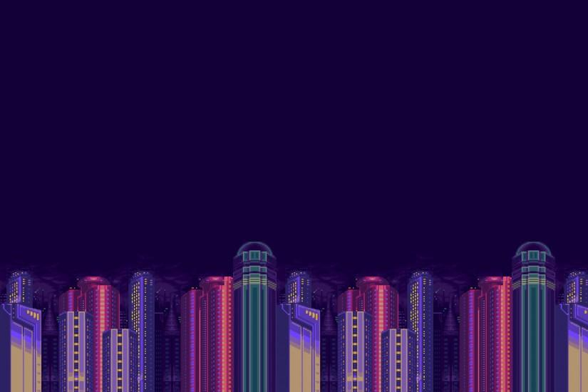 synthwave wallpaper 1920x1080 picture