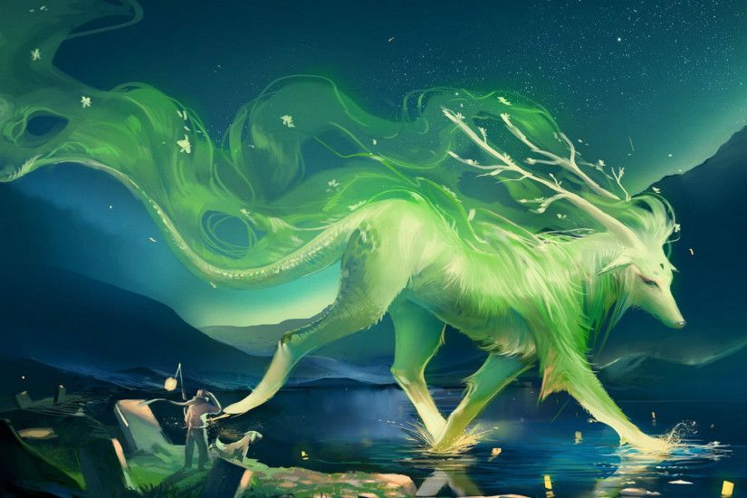 Wallpaper and background photos of FanTasy CreaTure for fans of Magical  Creatures images.