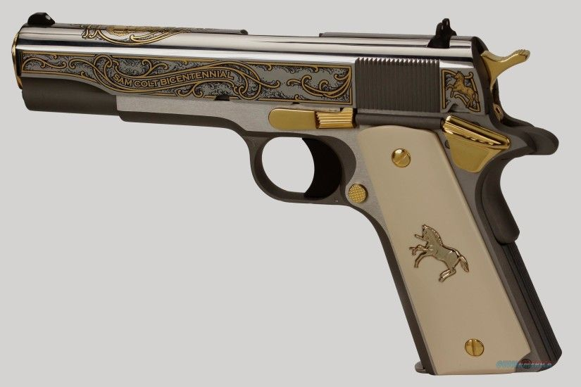 Colt 1911 HD wallpapers #2