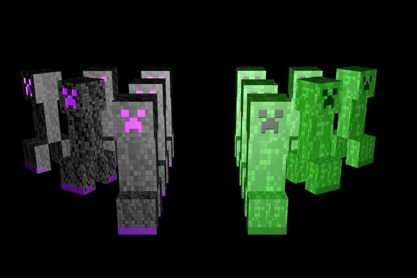 creeper, Minecraft, Video Games, PC Gaming, YouTube Wallpapers HD / Desktop  and Mobile Backgrounds