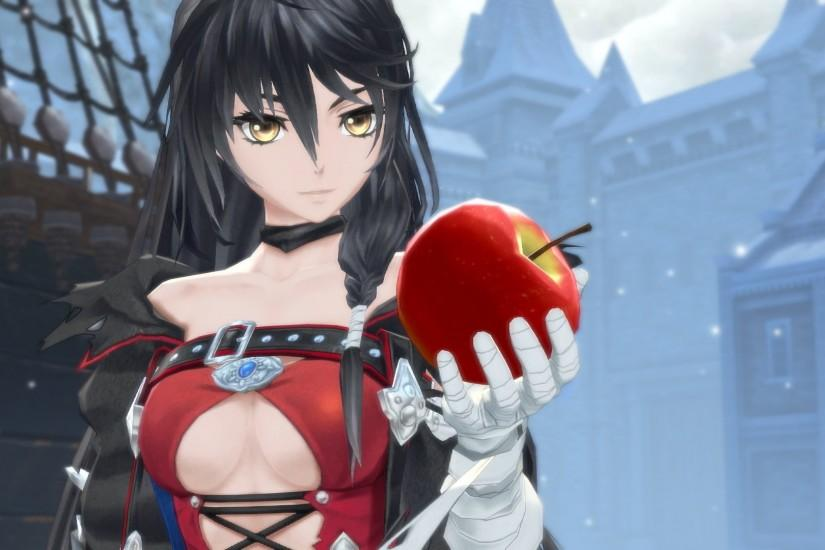 Bandai Namco details Tales of Berseria's Velvet and Laphicet