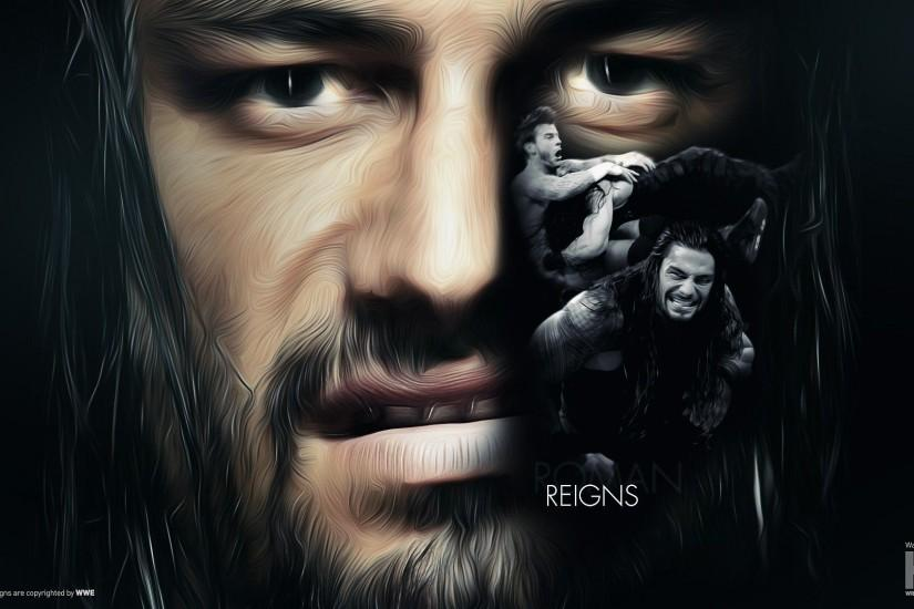 Wrestling Roman Reigns Wwe HD Wallpapers 1920×1080 Resolution |