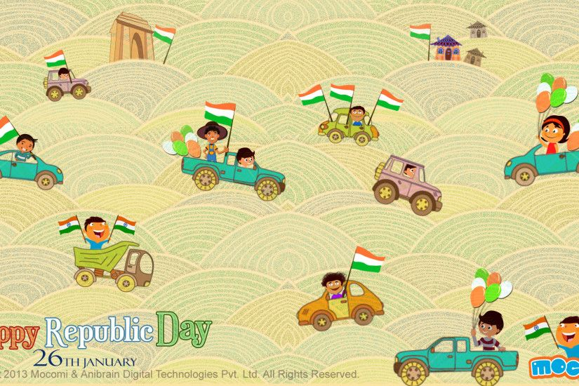 Happy Republic Day – 26th January