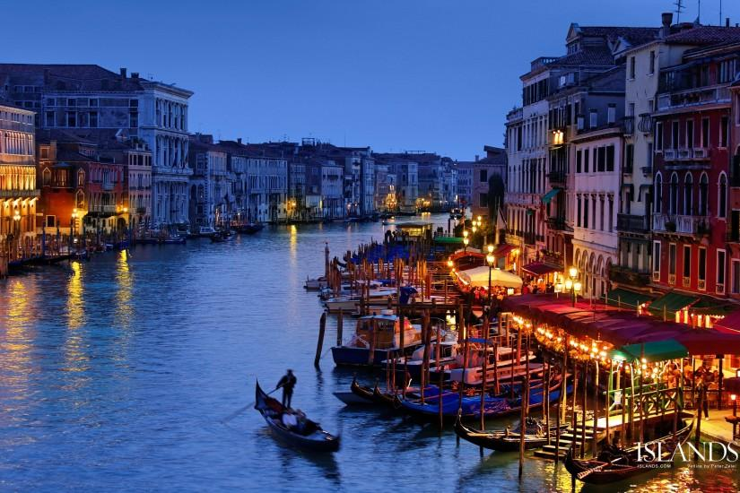Venice Italy Wallpaper Desktop PC Wallpaper with 1920x1200 Resolution