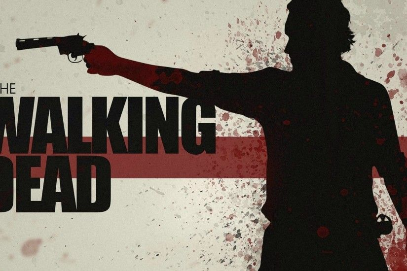 1920x1080 Wallpaper the walking dead, rick grimes, andrew lincoln, rick  grimes, andrew