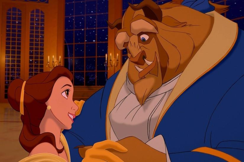 beauty and the beast ballroom wallpaper background with high resolution  wallpaper desktop on dreamy & fantasy