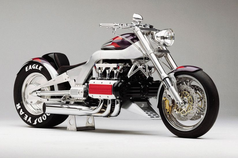 Super Cool Motorcycle .