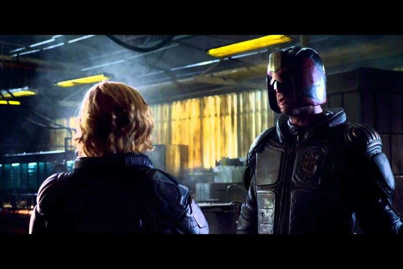 Judge Dredd 3D | trailer #3 US (2012) Karl Urban