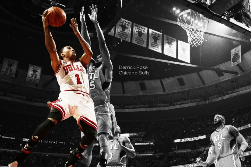 Derrick Rose Chicago Bulls Wallpaper
