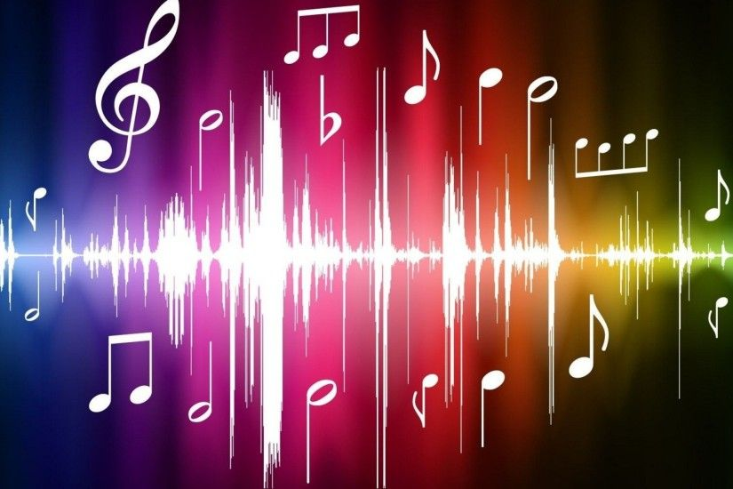 Music lover best music symbol background wallpapers