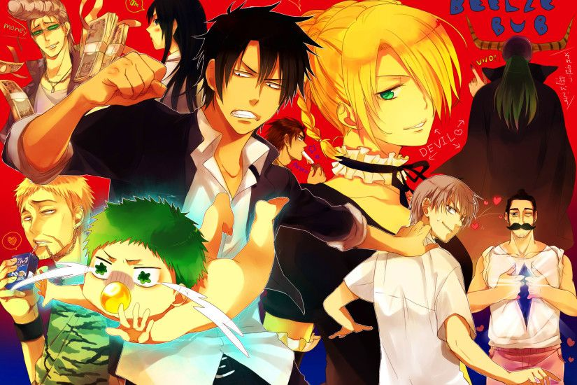 Anime Beelzebub Wallpaper