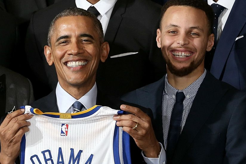 President Obama is not putting Stephen Curry above Michael Jordan | NBA |  Sporting News