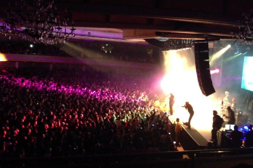 "Reach Records Unashamed Tour Hollywood Palladium ""116 Anthem"""