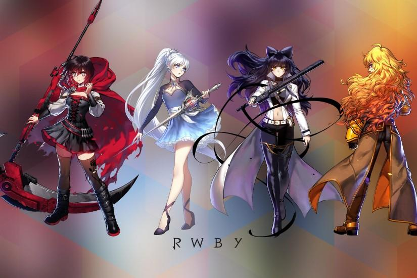 download rwby wallpaper 3840x2160