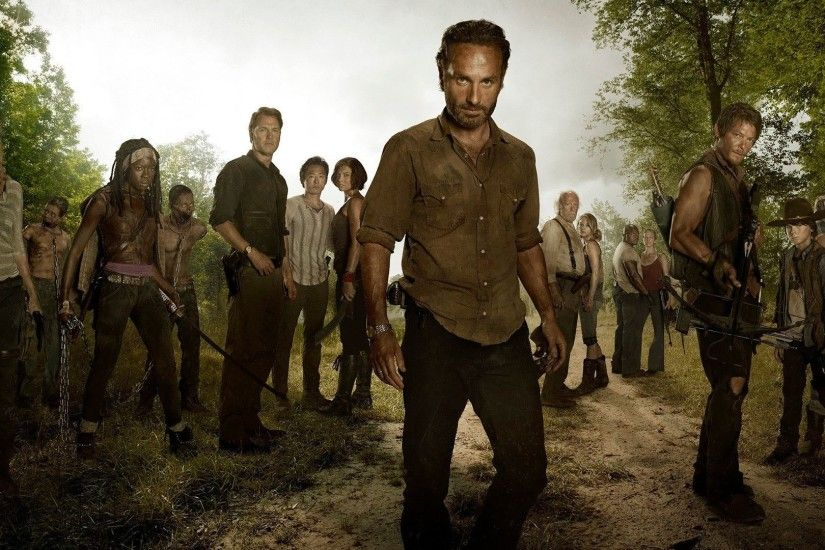 The Walking Dead Wallpaper Hd